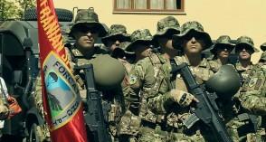 Shqiponjat e Paqes Forcat Speciale