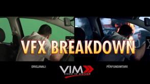 Ajo Dite – Skena e Aksidentit | VFX Breakdown
