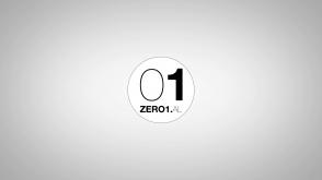Logo Intro Zero1.al