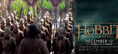 Efektet e filmit – The Hobbit The Battle of Five Armies